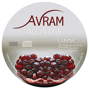CD Label AVRAM All In One